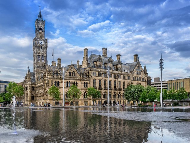 Bradford's exceptional historic architecture is one of its greatest assets