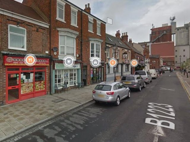 The 37-year-old was stabbed in the chest after a fight broke out between a group of men in the alleyway next to the Golden Skewer takeaway at around 9.30pm on Friday, June 25.