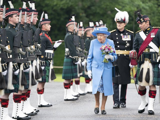 Queen Elizabeth II will have reigned for 70 years next year