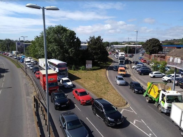 Armley Gyratory is one of the region's most notorious bottlenecks.