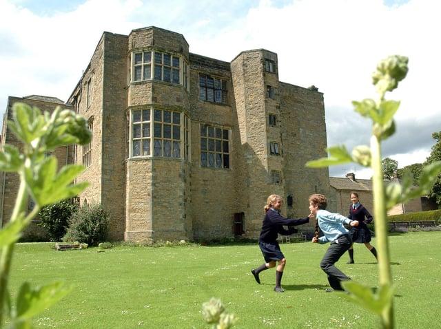 Gilling Castle was a prep school until 2018