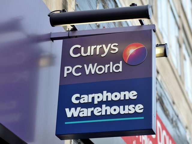 Sales online more than doubled to £4.7bn.