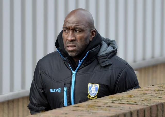 Sheffield Wednesday manager Darren Moore.    Picture: Steve Ellis
