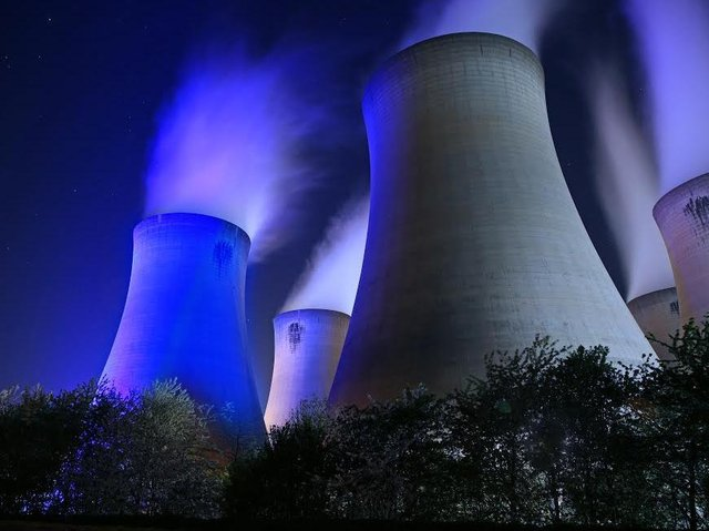 The firm owns and operates Drax Power Station near Selby