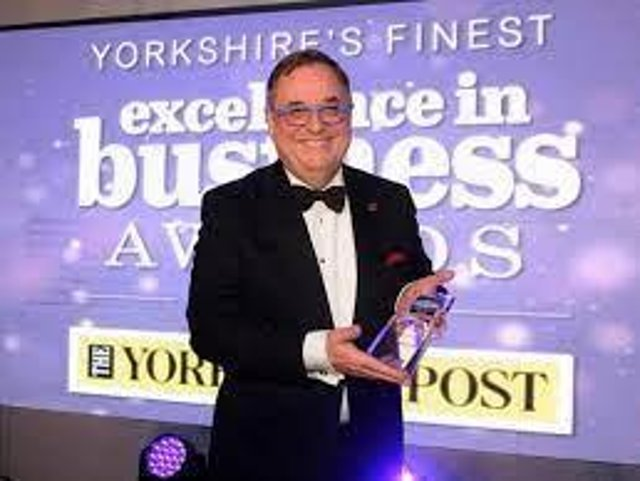 Sir Roger Marsh was the winner of the Yorkshire Post's Lifetime Achievement Award at 2019's Excellence in Business Awards