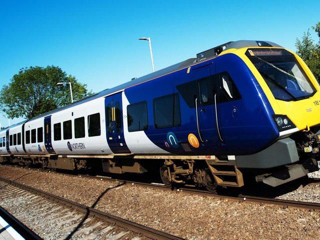 Passengers have been told to expect disruption on Northern trains this weekend