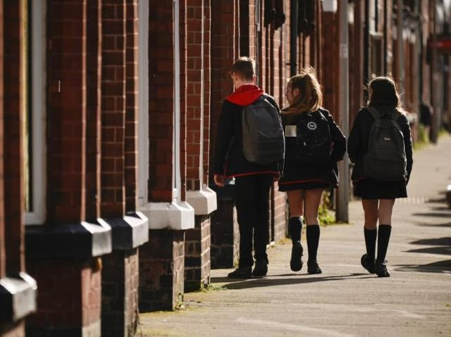 """Ofsted stated staff at the privately-run home in Doncaster """"have been unable to ensure that children are protected"""".   This is a stock image and none of the children shown live at the children's home."""