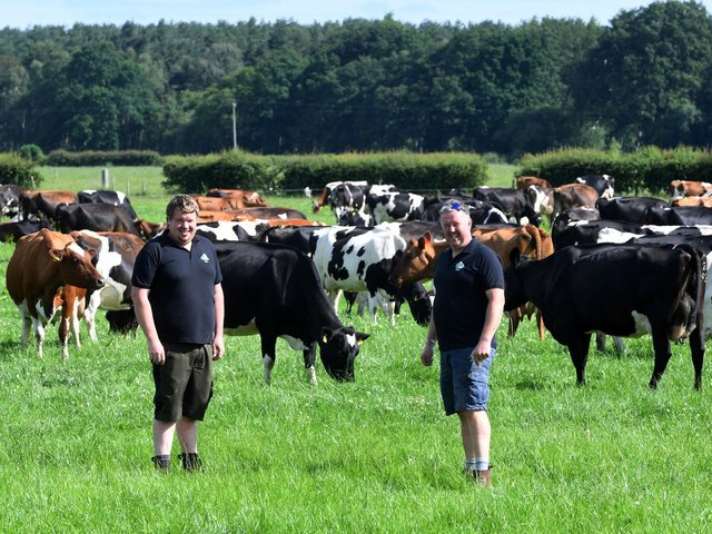 The Waterhouses are ready to show again after an outbreak of bovine TB in their herd