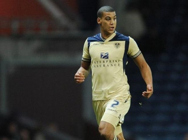 Former Leeds United captain Lee Peltier, who has joined Middlesbrough.