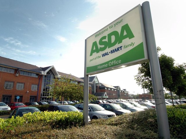 Asda's Leeds HQ