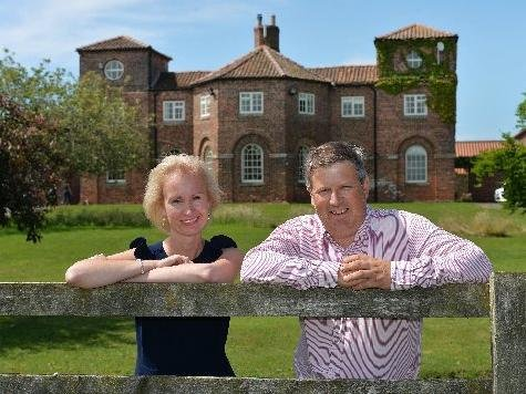 Mark Pybus first converted some buildings on his farm near Catterick into the Crabtree Hall Business Centre in 2007, but fairly quickly found that the internet provision was not sufficient.