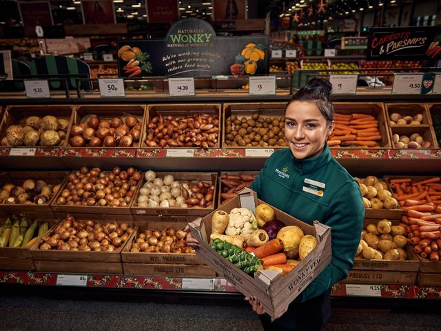 Bradford-based Morrisons is a much-loved Yorkshire brand