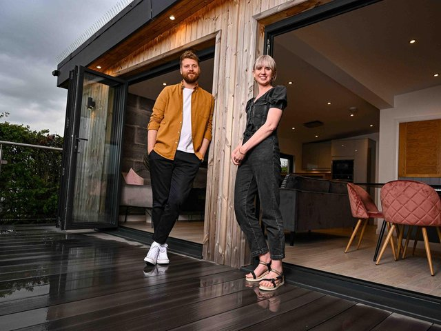 Marcus and Rowena Smith are helping to take the family business forward