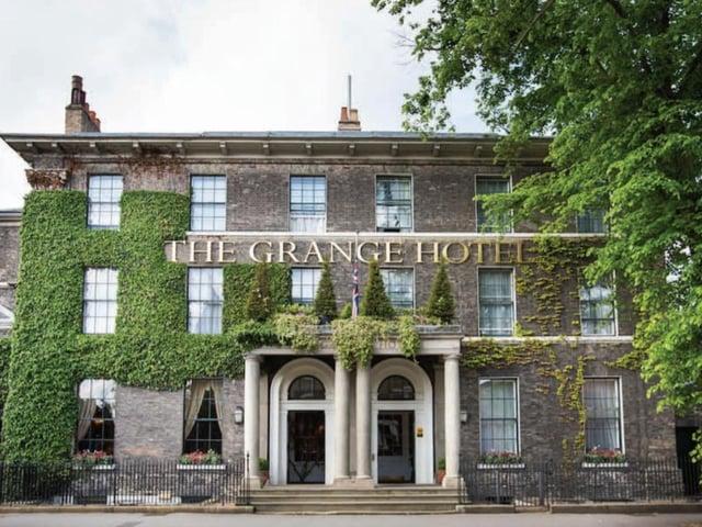 The Grange Hotel in York