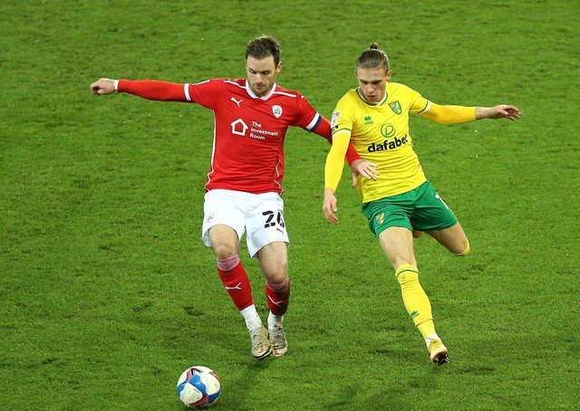 Michael Sollbauer: Barnsley's Austrian defender is heading back to the continent.
