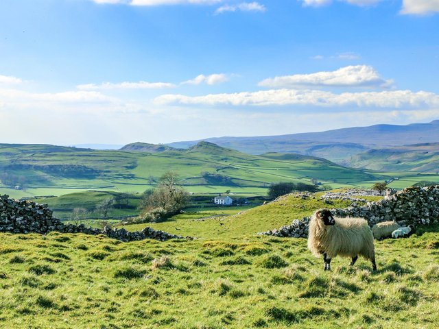 The Yorkshire Dales is one of the most beautiful parts of the world, meaning new housing needs to be done in a sensitive way. Picture: Škeneaster/Adobe Stock