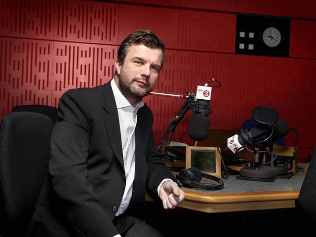 Petroc Trelawny will be bringing his Radio 3 breakfast programme to Yorkshire next week.