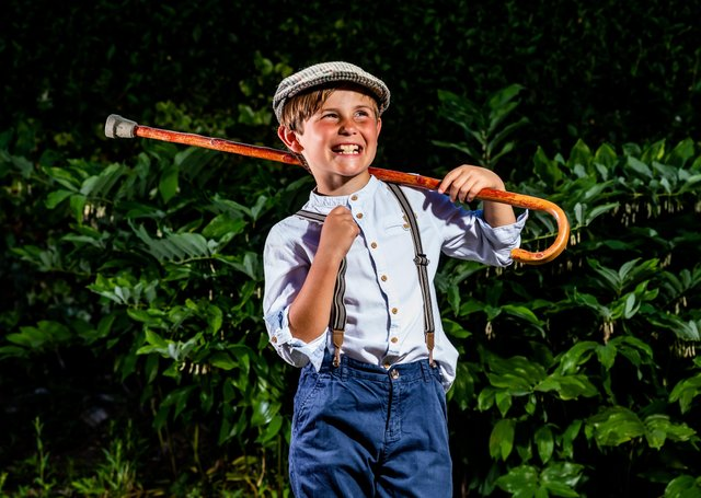 Owen Phillips, aged 9, of Rotherham, South Yorkshire, a child actor/supporting actor with Articulate agency. He will appearing in Gentleman Jack and has been in a number of dramas such as The Syndicate and Tracy Beaker.