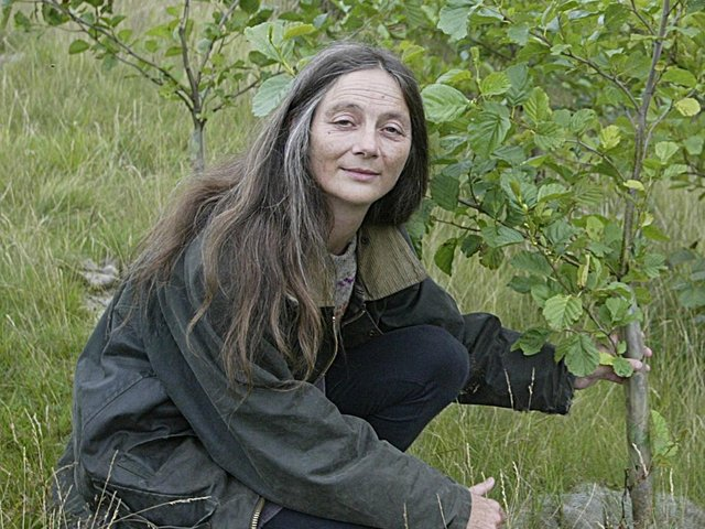 Dongria Kondh, also known as Penny Eastwood, was a tree planting campaigner