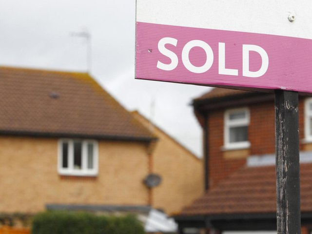 North Yorkshire's housing market is increasingly unaffordable for many. PIcture: Chris Ison/PA Wire