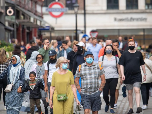The pandemic has changed every aspect of life in Britain