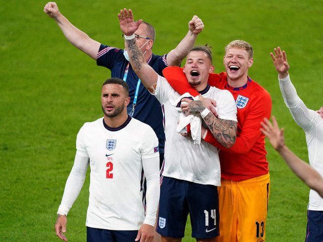 How Yorkshire players have helped England make the Euro 2020 final