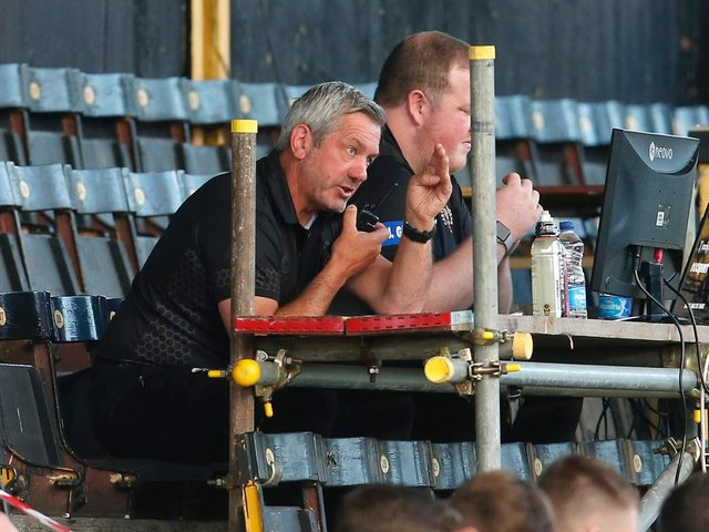 Castleford Tigers coach Daryl Powell (ED SYKES/SWPIX)