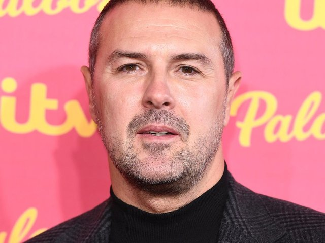 Paddy McGuinness is the new host of A Question of Sport. Picture: Getty