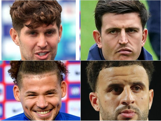 Harry Maguire, John Stones, Kalvin Phillips and Kyle Walker. Yorkshire's boast it has provided the beating heart of the England side has been bolstered by new stats on how many minutes players from each region have played in Euro 2020. PA