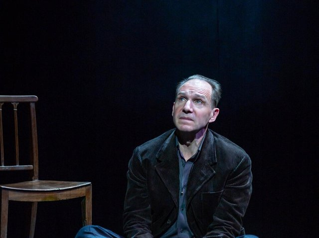 Ralph Fiennes directs and stars in a stage verion of T S Eliot's epic poem cycle Four Quartets.