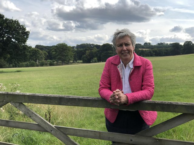 Dorothy Fairburn says many challenges lie ahead for farmers in the next few years.