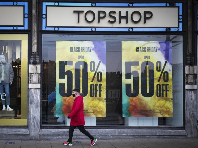Top Shop stores closed last year