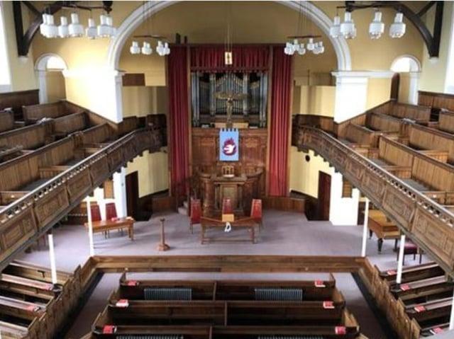 Hall Gate United Reformed Church