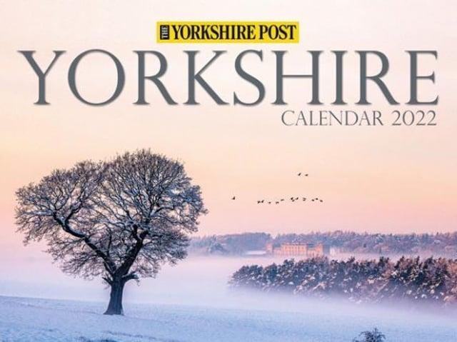 The Yorkshire Post calendar 2022