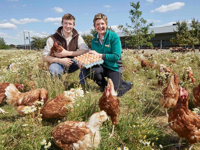 Morrisons' customers have raised £20 million to support farms and the countryside
