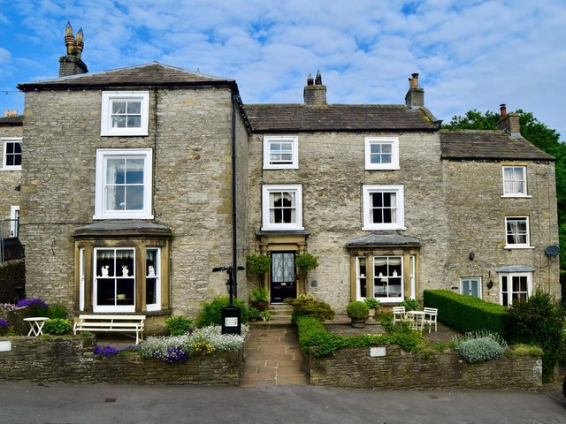 Waterford House in Middleham