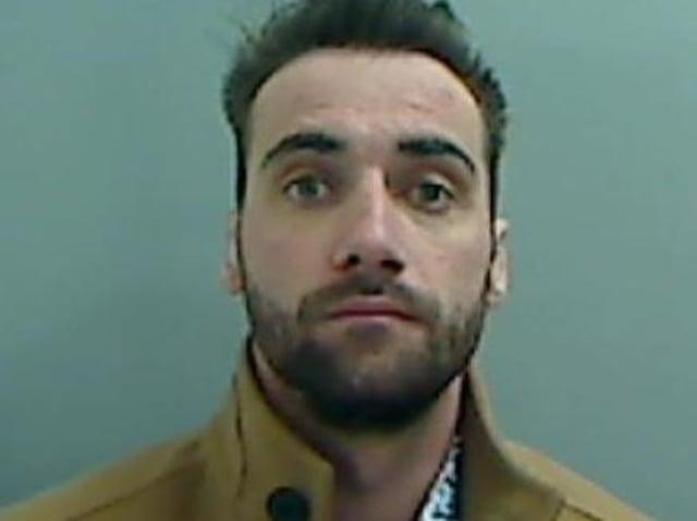 Jonathan Philip Clayton, 28, from Carlton, Stockton-on-Tees