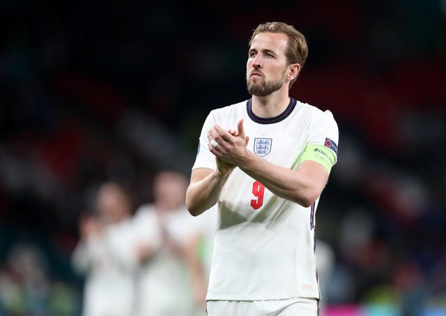England's Harry Kane.  Picture: Nick Potts/PA Wire.