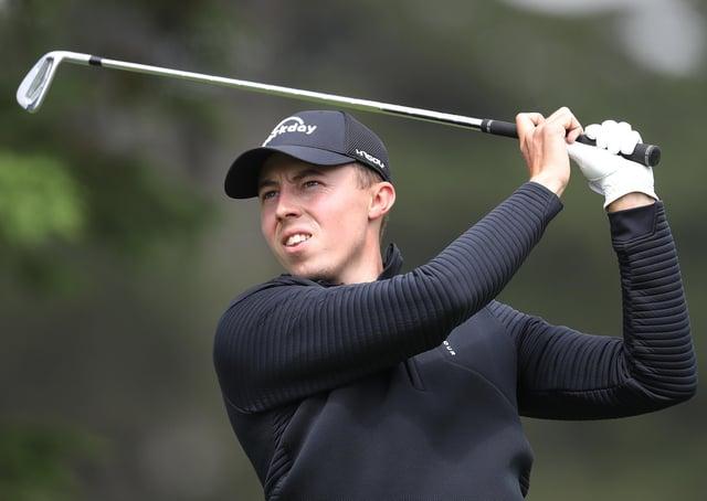 Sheffield golfer Matt Fitzpatrick. (Photo by Jamie Squire/Getty Images)