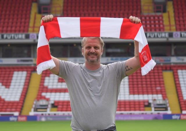 Markus Schopp, Barnsley manager. Picture: Barnsley FC