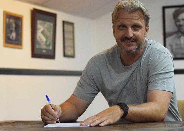 Markus Schopp, Barnsley manager. (Picture: Barnsley FC)