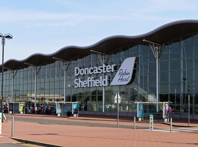 Doncaster Sheffield Airport expects a rise of customers in summer 2022.