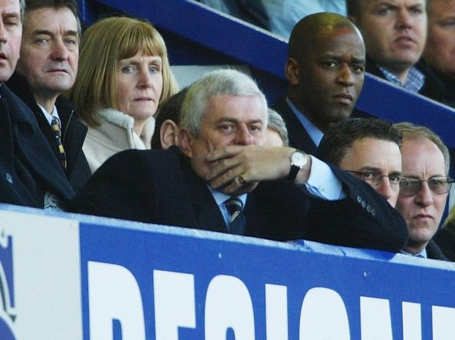 Former Leeds United chairman Peter Ridsdale. Picture: Getty Images.