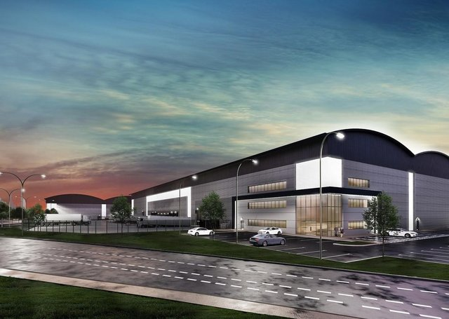 Catalyst will be the final phase of Sheffield Business Park