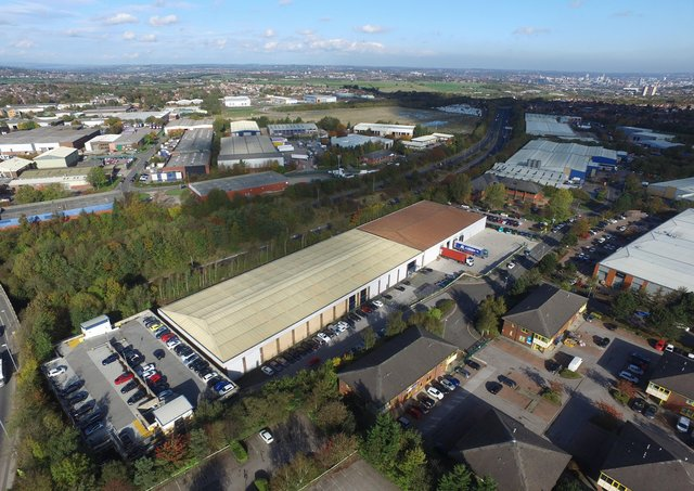 Aspire Furniture has taken on a new warehouse in Leeds.