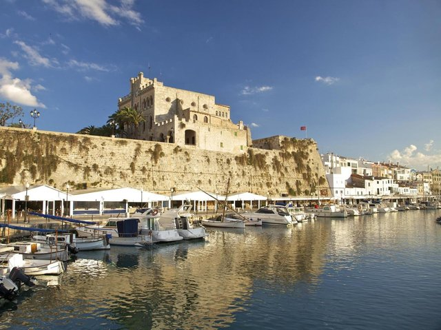 Menorca is among the Spanish Balearic islands which will be moved to the amber list from Monday. (PA)