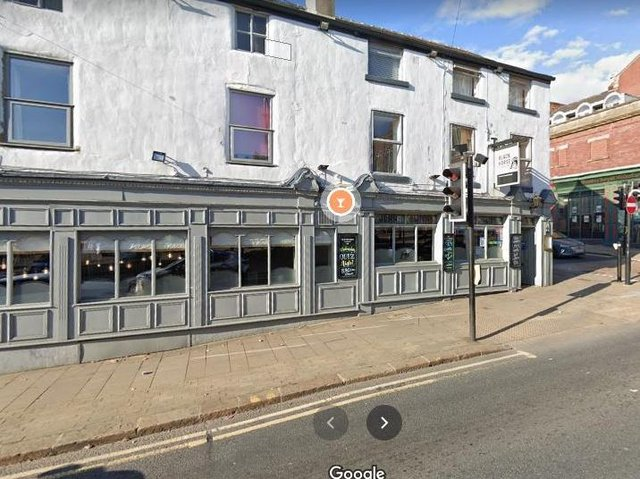 The officer and another injured man remain in a serious condition in hospital, following the crash outside the Black Horse pub, Westgate, Wakefield, in the early hours of July 11, while an injured woman remains in a critical condition.