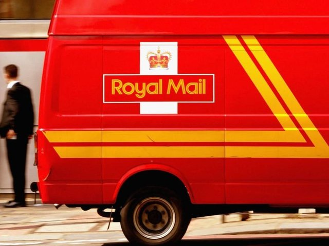 All Royal Mail company cars will be electric by 2030, the company has announced
