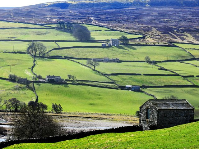 Swaledale in the Yorkshire Dales National Park is famous for attracting visitors from across the world. However, tourism leaders from Welcome to Yorkshire have launched a new scheme involving high-profile ambassadors to attract an increasingly diverse range of visitors to the region. (Picture: Gary Longbottom)