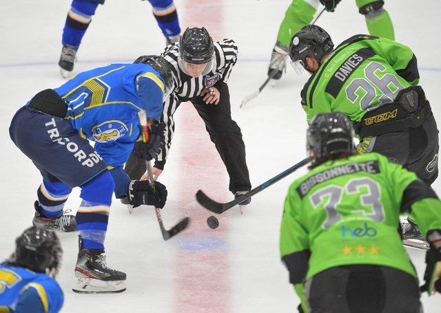 Hull Pirates will not be facing off in NIHL National during the 2021-22 season. Picture: Dean Woolley.
